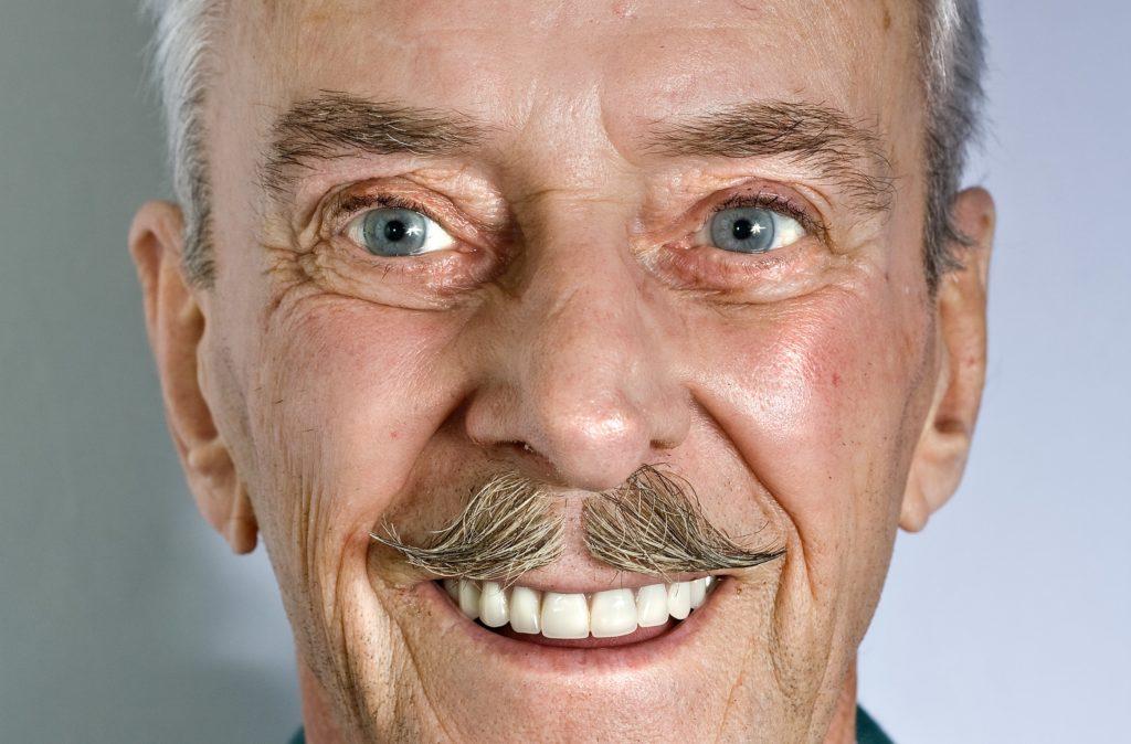 old man Quebec